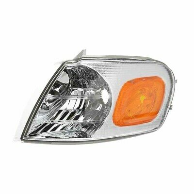 NEW DRIVER SIDE TURN SIGNAL LIGHT FITS PONTIAC MONTANA 1999-2004 2005 15130498 ()
