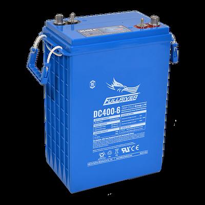 BAFRDC400-6 Fullriver Full Force AGM Deep Cycle Batteries 40