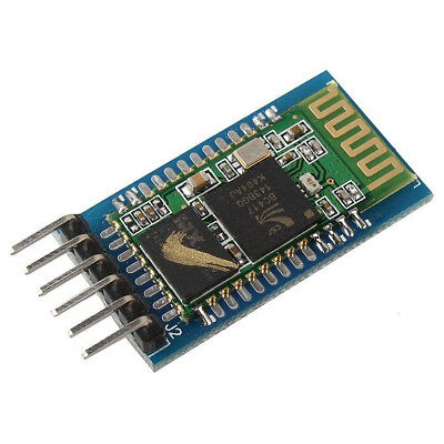 10m Hc-05 Wireless Bluetooth Rf Transceiver Module Serial Rs232 Ttl For Arduino