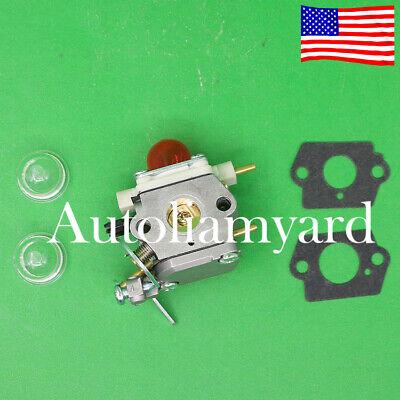 - For Poulan Craftsman Weedeater Hedge Trimmer Carburetor 530069682 Carb C1U-W4A