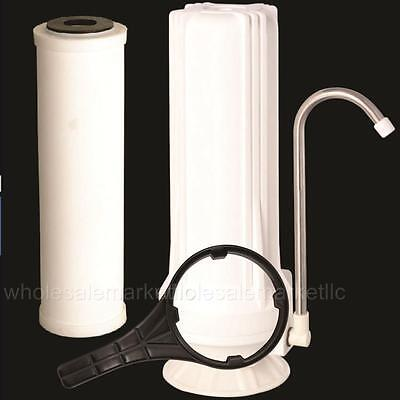Counter top Ceramic Water Filter Home Purifier with Cartridge for Chlorine (Chlorine Water Filter Cartridge)