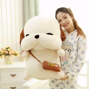 New One Korean STRAY DOG PUPPY Plush Doll Toy 12