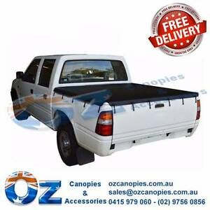 Holden Rodeo TF Tonneau cover  Dual Cab Ute******2003 New Smithfield Parramatta Area Preview