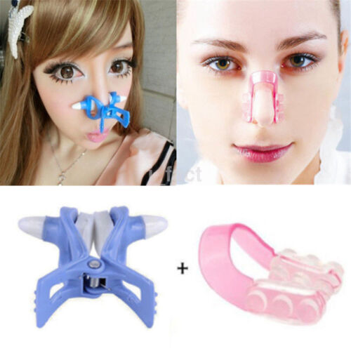 1PCS Magic Women Lady Nose Up Shaping Shaper Lifter Bridge Straighter Clip Tool