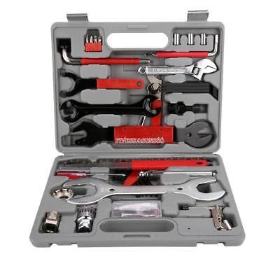 Home Outdoor Mechanic Bike Bicycle Cycling Kit Set Multi-Function Repair Tools