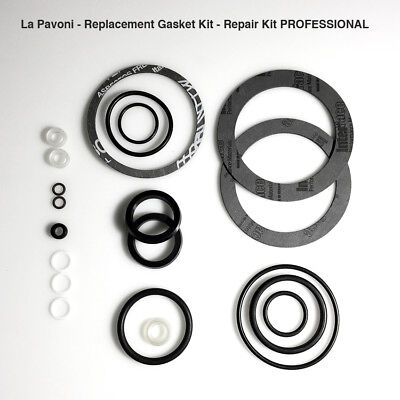 La Pavoni Gasket Set Replacement Gasket Set - Kit For Professional