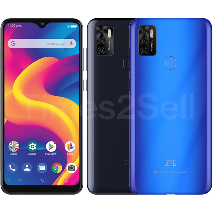 ZTE Blade A7S 2020 64GB 4G LTE GSM Factory Unlocked Android