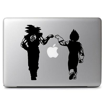 Anime Dragon Z Vegeta Goku for Macbook Air/Pro Laptop Car Window Decal Sticker