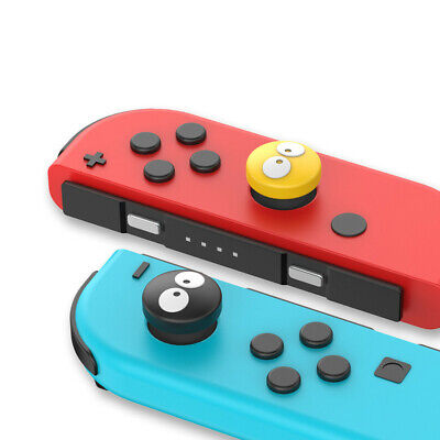 4PCS Thumb Grip Joystick Cap Cover Skin Buttons For Nintendo Switch&Lite 4Colors