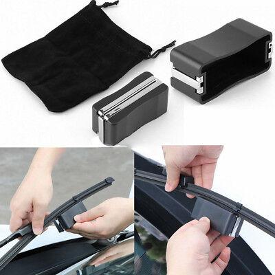 1pcs Universal Car Windshield Wiper Blade Refurbish Grinding Repair Tool Useful