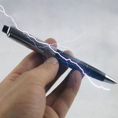 Electric Shock Pen Toy Utility Gadget Gag Joke Funny Prank Trick Novelty Gift Xp