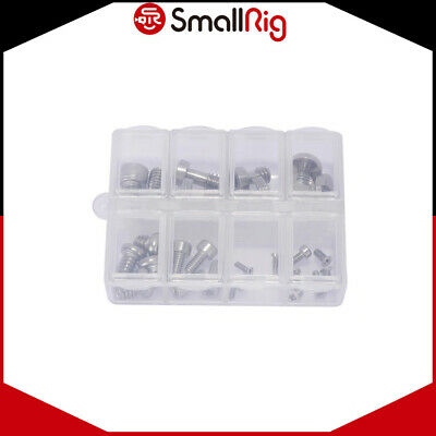 Smallrig 26pcs Screws Accessories Set With Box For Camera Cages Handles Plates
