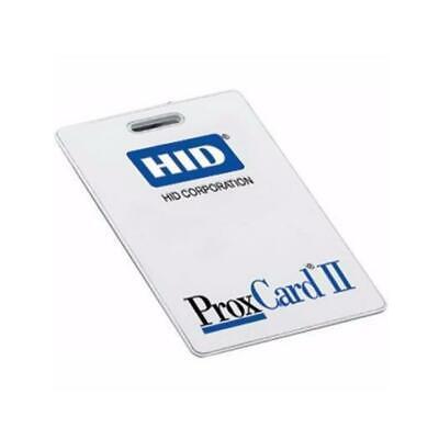 Alarm Lock Hid Prox Card Ii 10 Card Pack