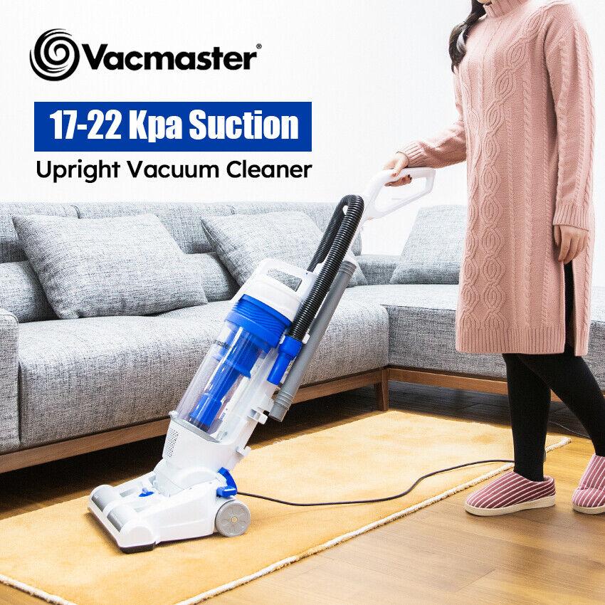 Vacmaster Bagless Upright Vacuum Cleaner Portable Car Vac Ca