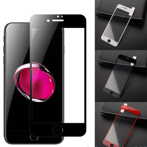 Premium Screen Protector Full Tempered Glass Film Guard For iphone6/7/8/s plus/X