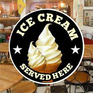 Ice-Cream-Served-Here-Catering-Sign-Window-Cafe-Restaurant-Stickers-Decal