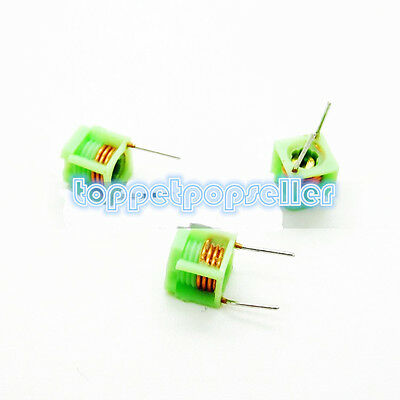10pcs 3.5t Variable Inductors Mode Coil Adjustable
