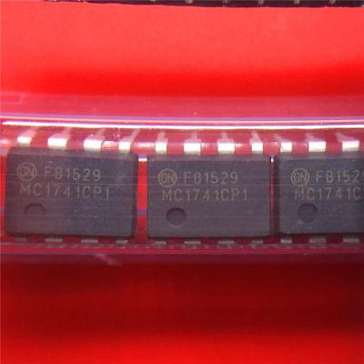 1pcs Mc1741cp1 Encapsulationdip-8operational Amplifier
