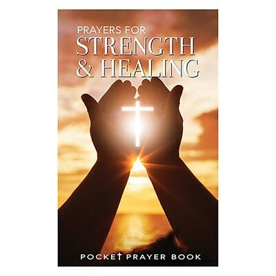 Prayers For Strength And Healing Pocket Prayer Booklet (D3006)