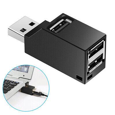 Mini Port Driver (3 Port USB Hub Mini USB 2.0 High Speed Hub Splitter No Driver Needed for)
