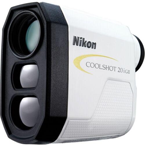 Nikon Coolshot 20i GII Golf Laser Rangefinder 16666