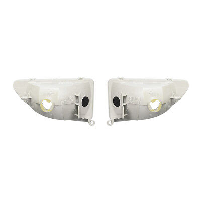 - PAIR OF FOG LIGHTS FIT FORD FOCUS BASE MANUAL 2002 FO2593177 YS4Z15L203BB