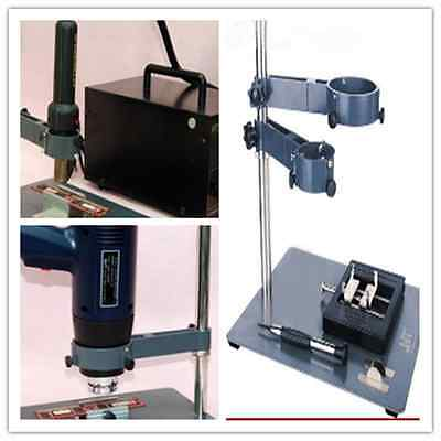 Mobile Repair Platform Hot Air Heat Gun Clamp Bracket Holder Soldering Station