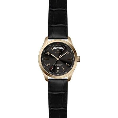 Invicta 31260 Vintage 40MM Men's Brown Leather Watch