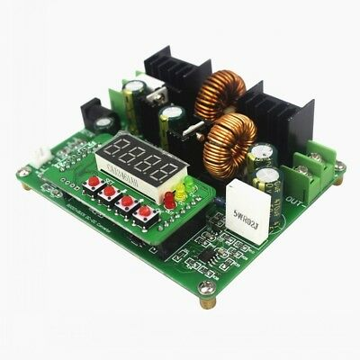 D3806 Cnc Dc Constant Current Power Supply Step Down Module Voltage Ammeter