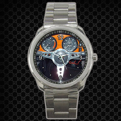 1978 Triumph Spitfire GT6 Sport Metal Watch