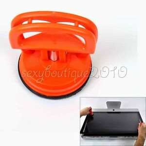 Mini Heavy Duty Suction Cup Dent Puller Remover Glass Windows Car Rubber Pad New