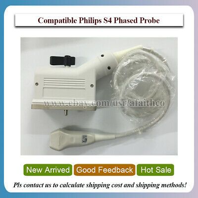 Compatible Philips Sonos4500sonos5500sonos7500 S4 Phased Transducer Probe
