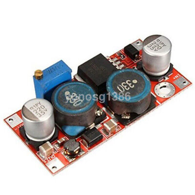 Nice Boost Buck Dc Adjustable Step Up Down Converter Xl6009 Solar Voltage Us