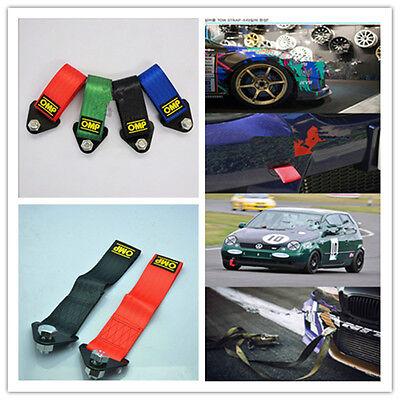 Abschleppschlaufe Racing FIA-Norm Motorsport, Rallye, Rundstrecke Anhänger OMP