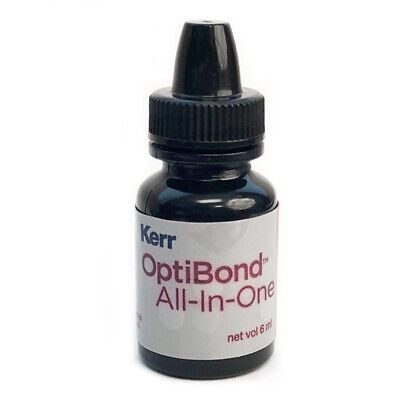 Kerr Optibond All In One Dental Single Component Self Etch Adhesive 6ml Dental