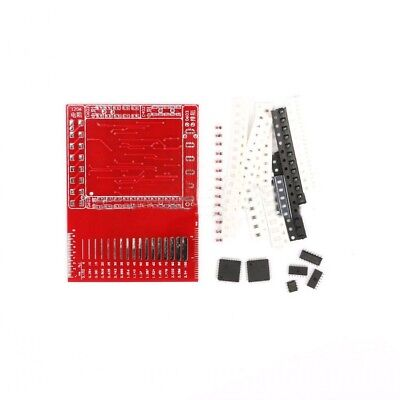 Smd Component Soldering Practice Training Board Pcb Electronic Diy Kit 80x60mm