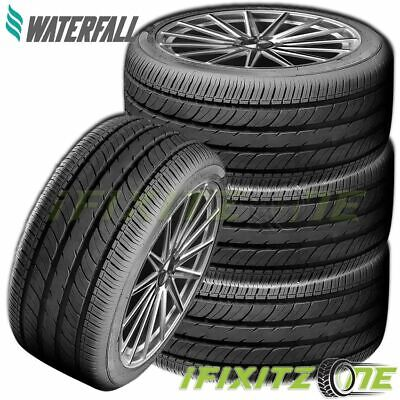 4 Waterfall Eco Dynamic 205/55R16 94W All Season Traction 400AA Passenger Tires