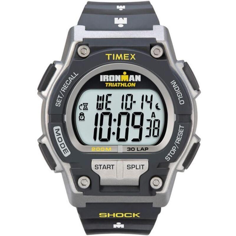 Timex IRONMAN 30-Lap Watch Gray T5K195