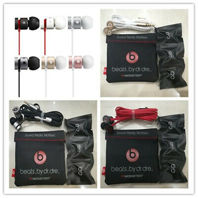 100% Genuine Beats by Dr. Dre UrBeats 2.0 In-Ear Headphones Earphones US MD 7/2