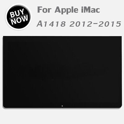 """21.5"""" Apple iMac A1418 2012-2015 LM215WF3 (SD)(D1) LCD Display Screen Assembly"""
