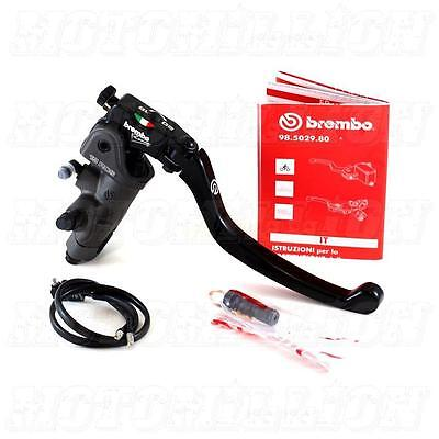 Brembo 19 RCS Adjustable Folding Radial Front Brake Master Cylinder 110A26310