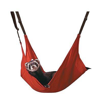 Marshall Ferret Leisure Lounge Cage Hammock Red ()