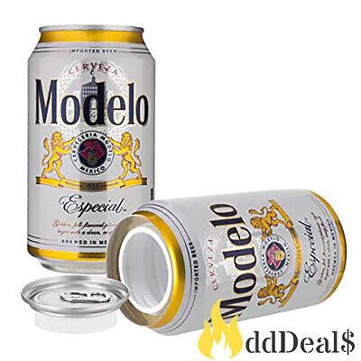 Modelo Beer Can Diversion Stash Can Safe 12 floz