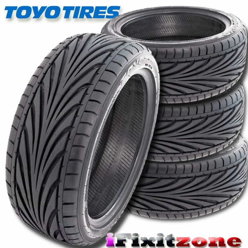 4 Toyo Proxes T1R 195/45R15 78V 280AA Ultra High Performance Tires 195/45/15