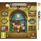 Professor Layton and the Azran Legacy Video Games