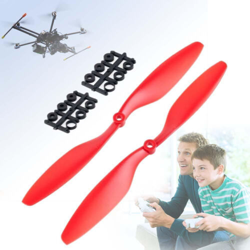Useful 4.5R 1045R Counter Rotating Propeller Prop Motor Shaft RC Mode airplane