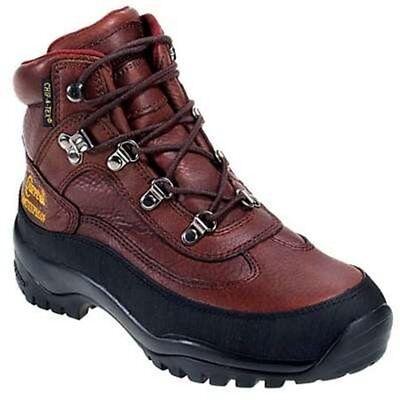 Chippewa Mens 25920 Insulated Waterproof Briar Leather Hiking Boots 10W New Chippewa Mens Briar