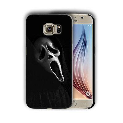 Halloween Scream Mask Samsung Galaxy S4 5 6 7 8 9 10 E Edge Note 3 Plus Case n9 (Halloween 9 Mask)