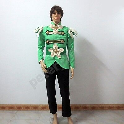 The Princess And The Frog Prince Naveen Cosplay Costume Halloween Adult Men