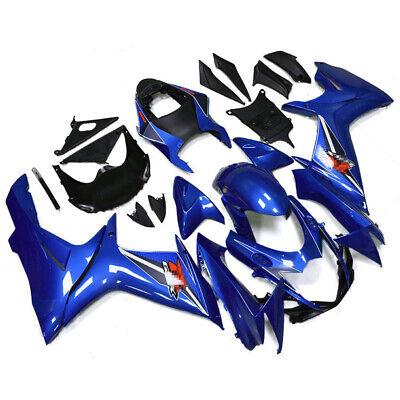 For Suzuki GSXR600/750 K11 2011-2014 Injection Fairing Bodywork Panel Kit Set